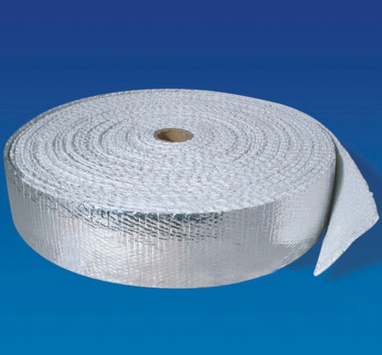 HY-F106-AL ASBESTOS TAPE WITH ALU COATED